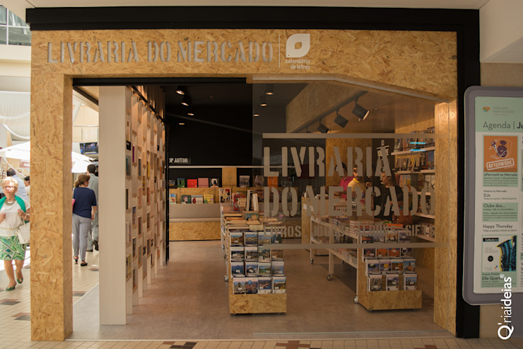 Q'riaideias Modern offices & stores