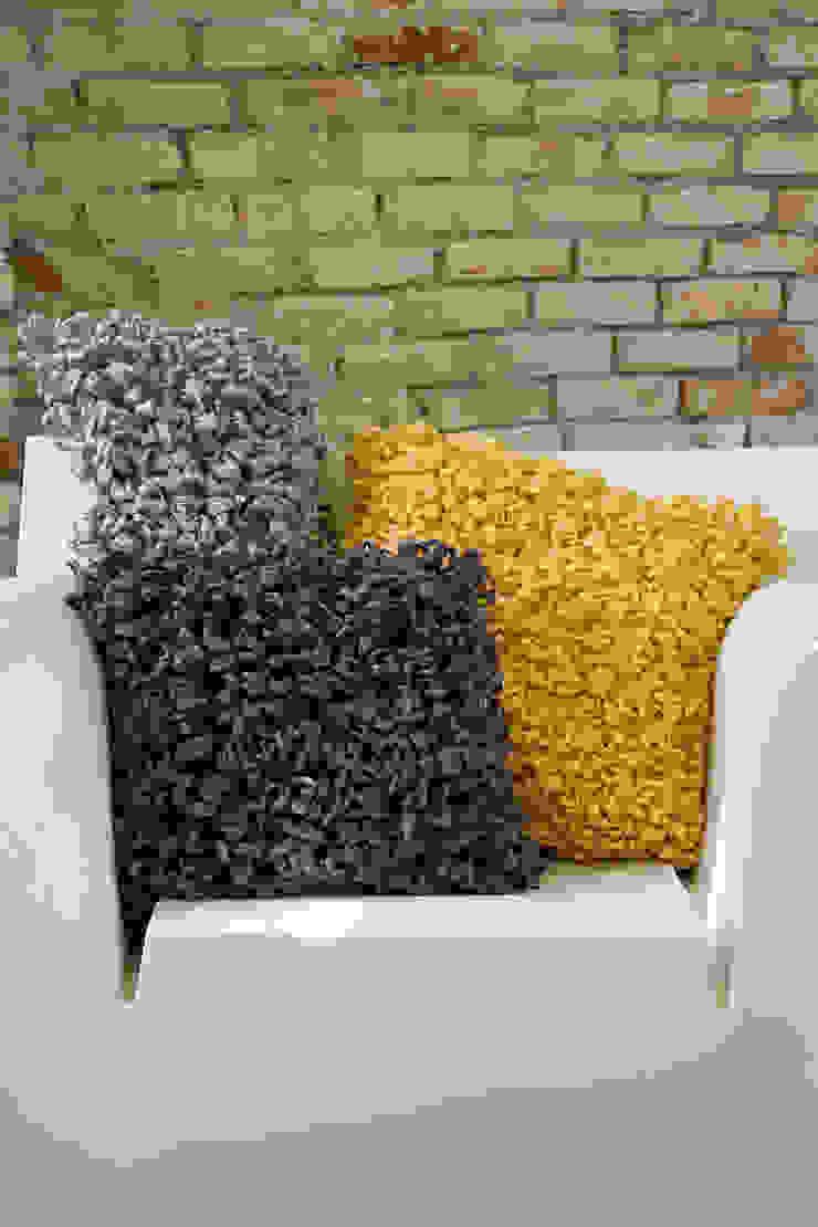 Modern Evler Letheshome Modern Tekstil Altın Sarısı