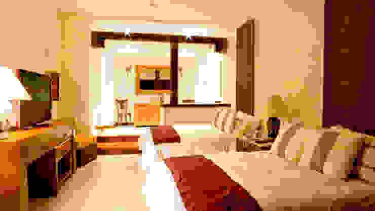 Casa Siete Dormitorios tropicales de BR ARQUITECTOS Tropical