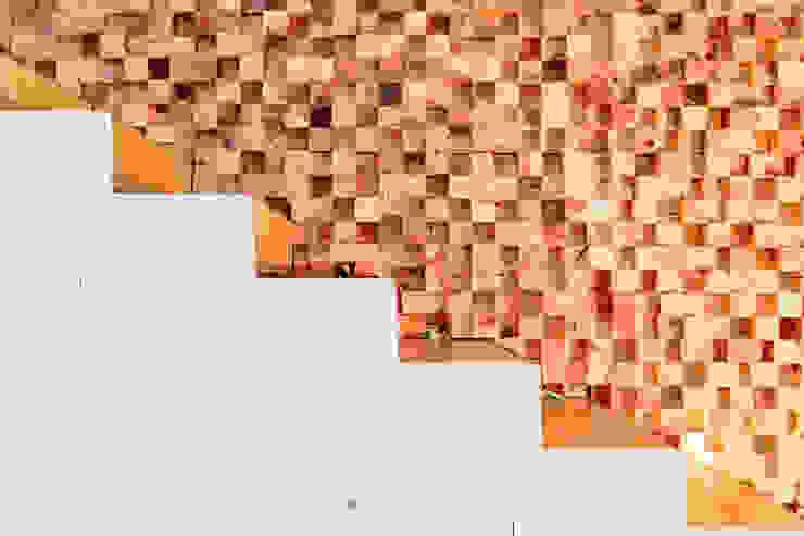 DETALLE ESCALERAS de gOO Arquitectos Minimalista
