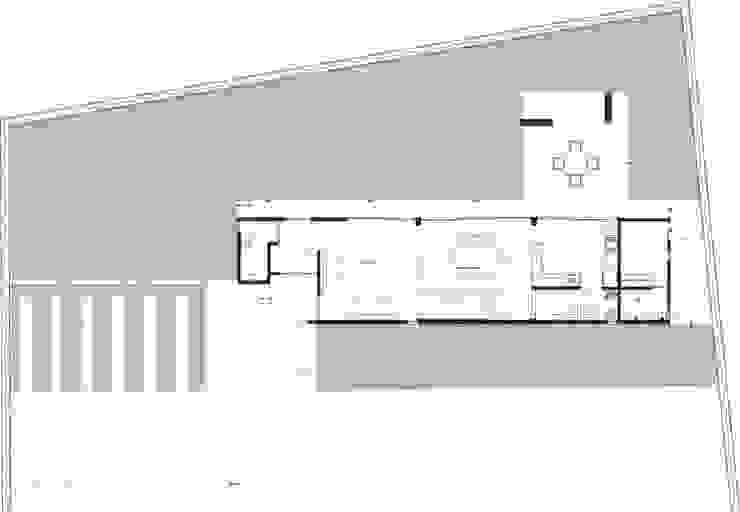 de gOO Arquitectos Minimalista