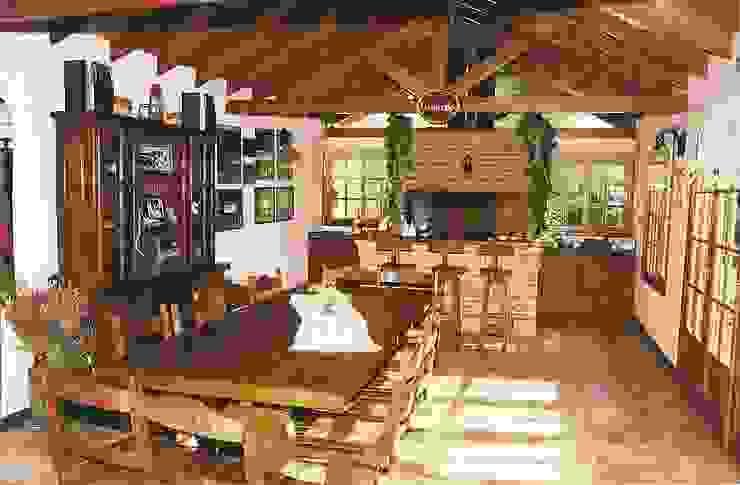 Salas de jantar modernas por Pia Janzen Moderno