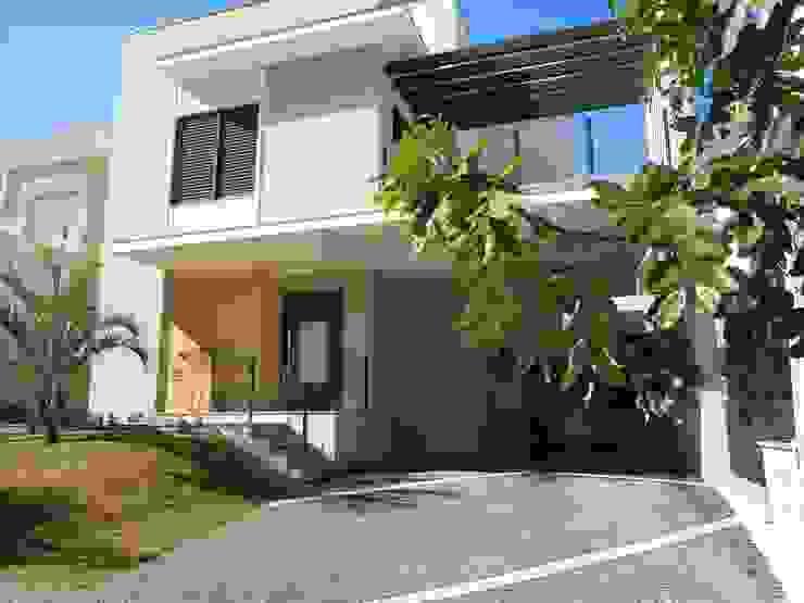 Residencia Campinas/SP Casas modernas por Vieitez Bernils Arquitetos Ltda. Moderno