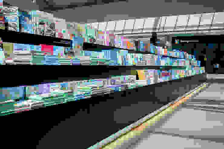 Q'riaideias Minimalistische Geschäftsräume & Stores