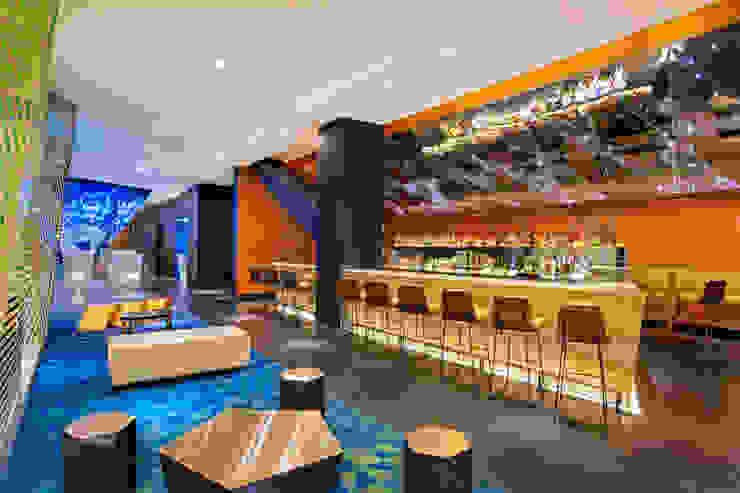 Barra - Bar de diesco Moderno