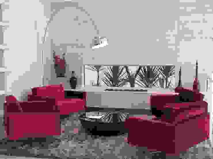 modern  by Leticia Prodocimo - LPA ARQUITETURA, Modern Marble