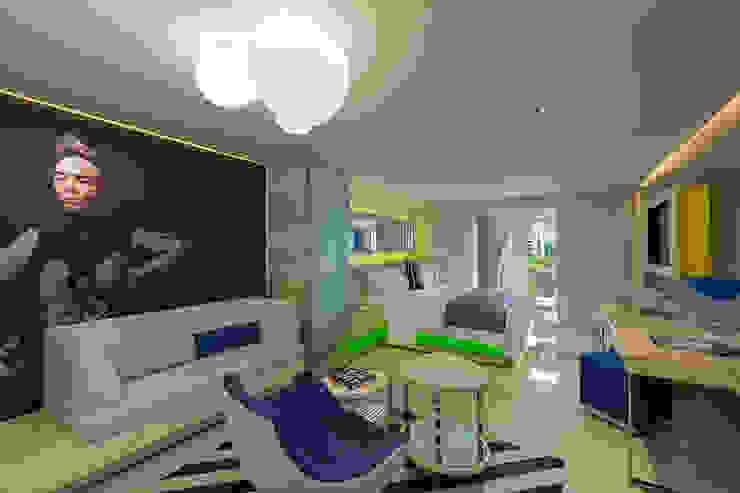 Habitación Dormitorios modernos de diesco Moderno