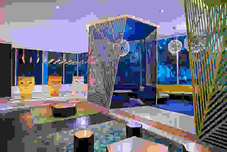 Hotel W Polanco, Ciudad de México Salones modernos de diesco Moderno