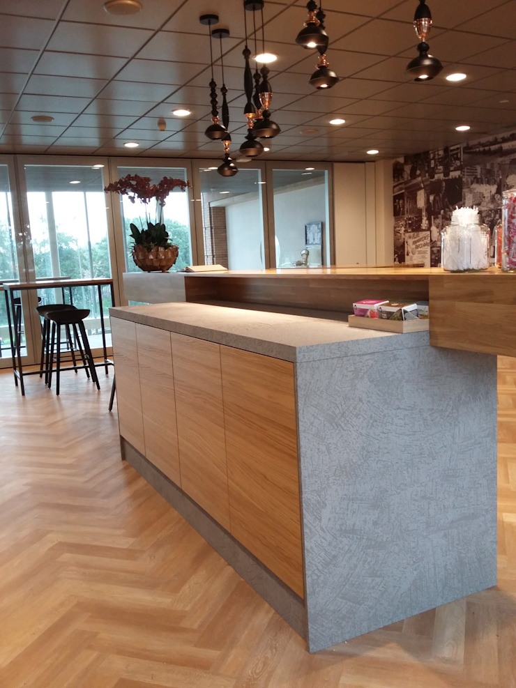 Rubens Interieurbouw Office spaces & stores