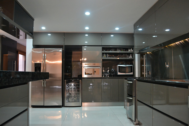 Kitchen by Escala Veinte, Modern