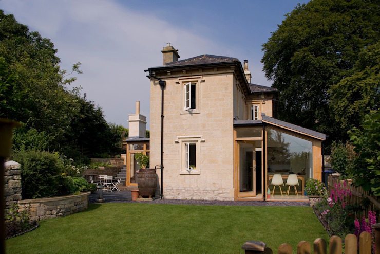 Church Lane Classic style houses by Designscape Architects Ltd Classic