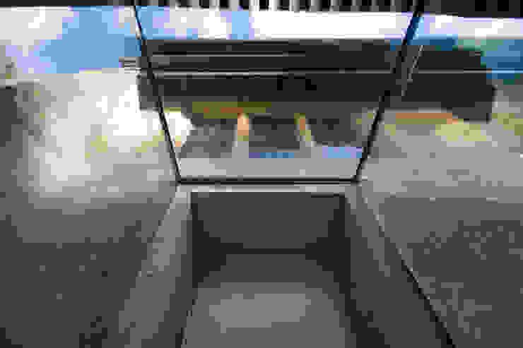 Gospel Hall Modern Corridor, Hallway and Staircase by Designscape Architects Ltd Modern