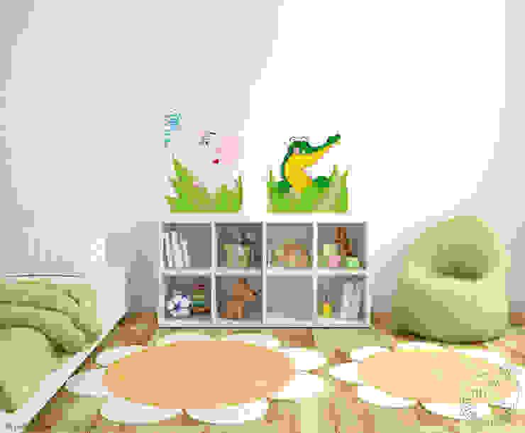 MHBilder-Design Stanza dei bambiniAccessori & Decorazioni Sintetico Variopinto