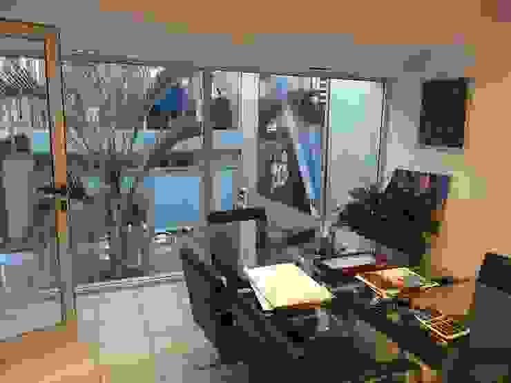 Vista desde oficinas de Grupo PZ
