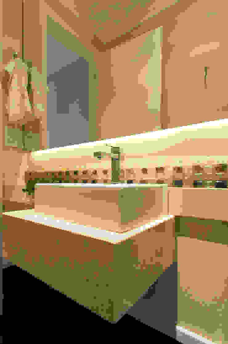 Lavabo Banheiros modernos por LC ARQUITETURA Moderno