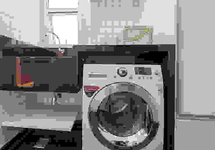 Área de Serviço Cozinhas modernas por LC ARQUITETURA Moderno