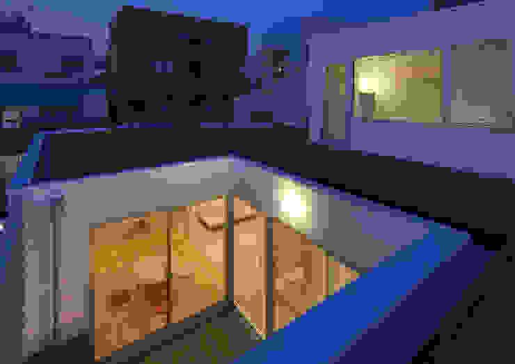 Jardin moderne par 大野アトリエ Moderne