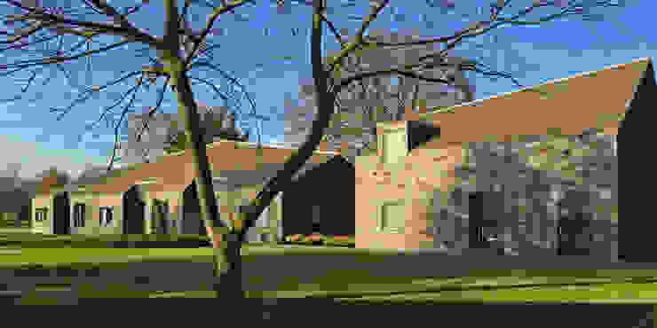 Appartementen Bergeijk Moderne huizen van paul tesser architect Modern
