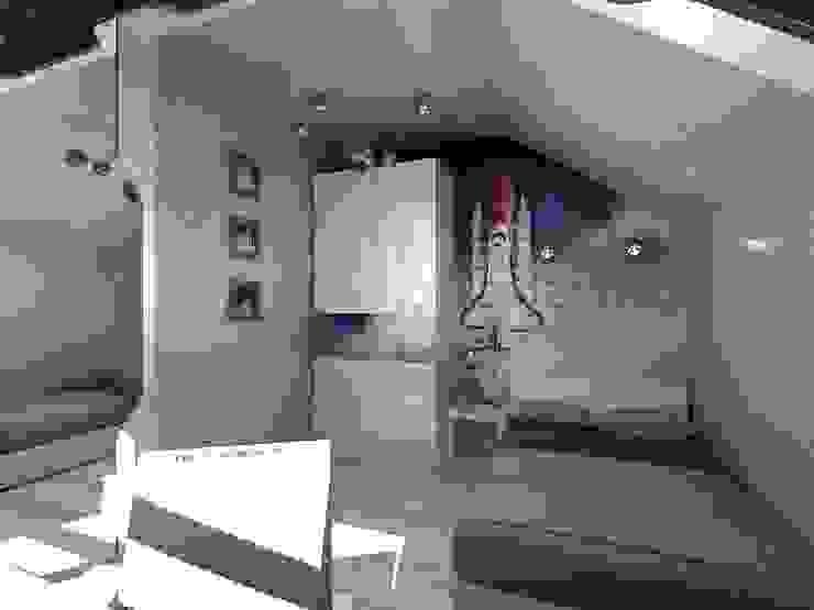 ар деко и поп-арт Детские комната в эклектичном стиле от Decor&Design Эклектичный