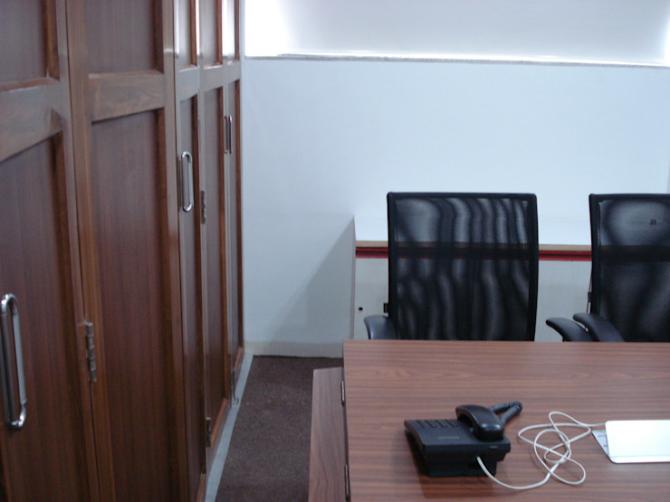 Conference Hall of ACC Limited, Pune by Global Associiates Industrial