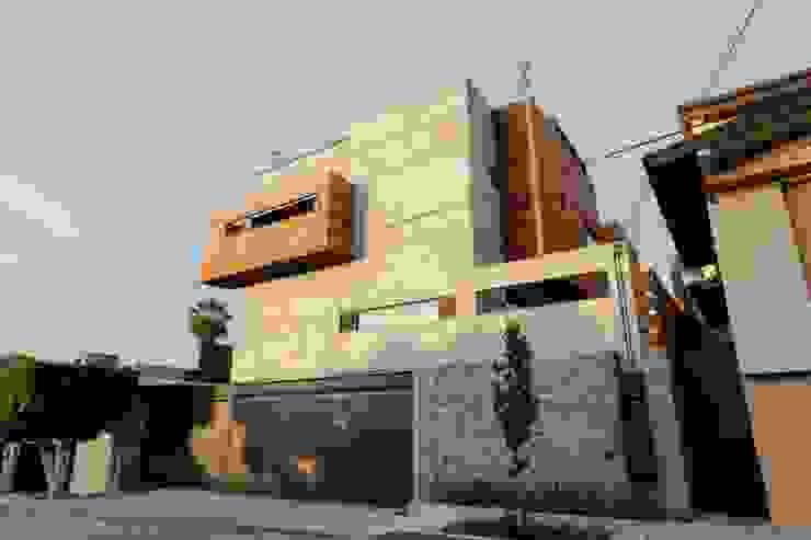 Casa Z Casas modernas de Guillot Arquitectos Moderno