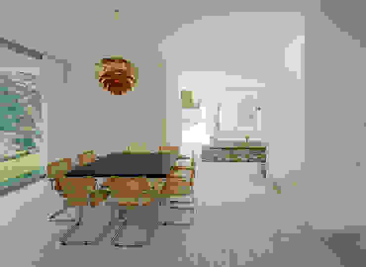 Salas de jantar modernas por DREER2 Moderno