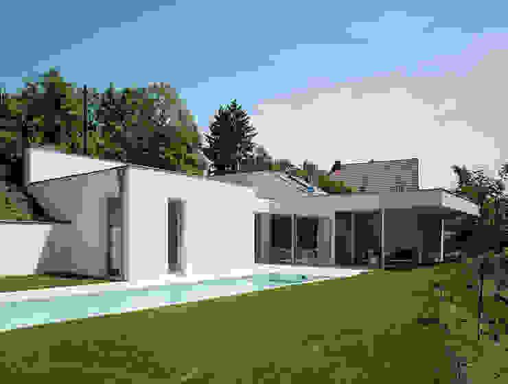 Casas modernas por DREER2 Moderno