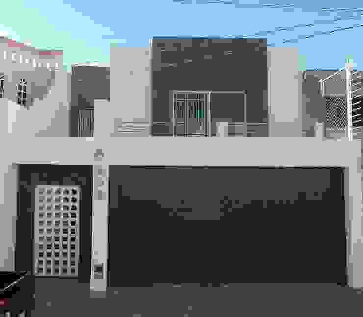Casa PS Casas modernas de DESIGNA arquitectos Moderno