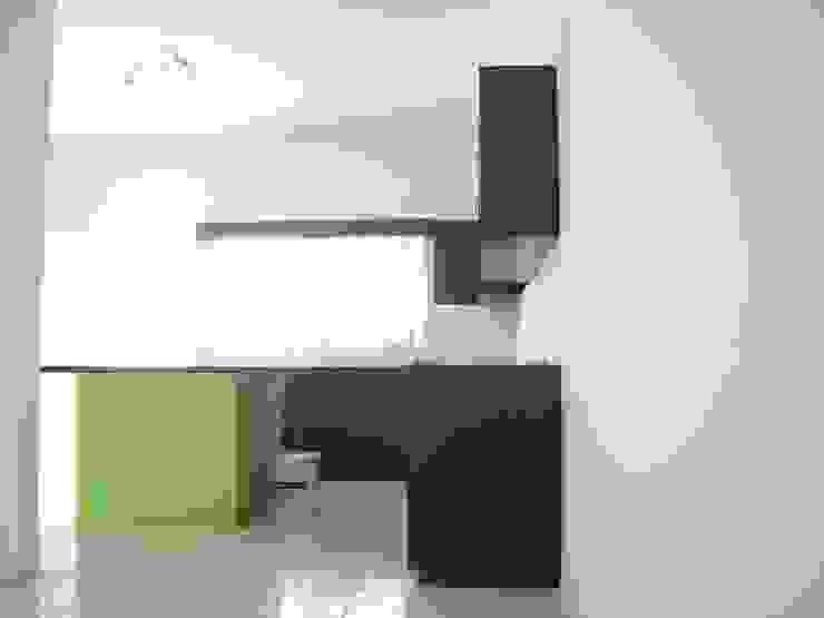Casa PS Cocinas modernas de DESIGNA arquitectos Moderno