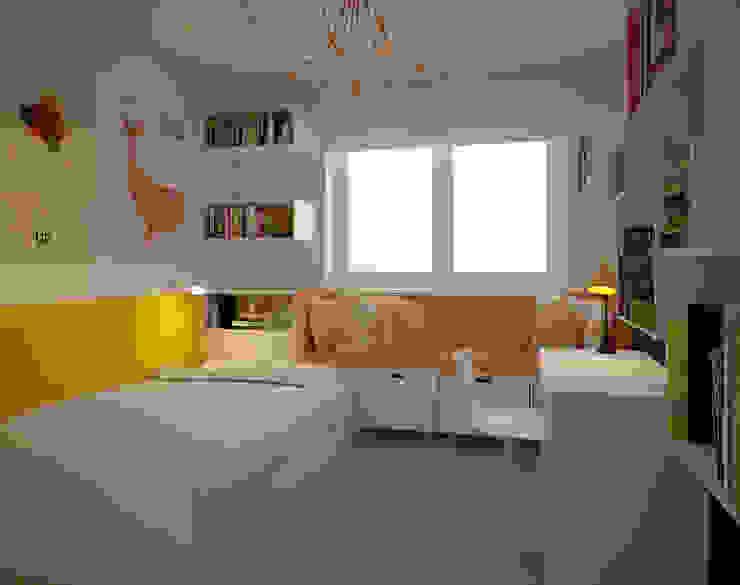 Modern nursery/kids room by motifo Modern