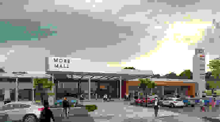 Kırım Yapı Market Modern Evler Studio Vertebra Modern