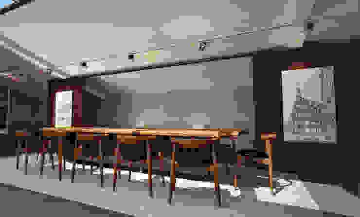 Novawood Modern Çalışma Odası Studio Vertebra Modern