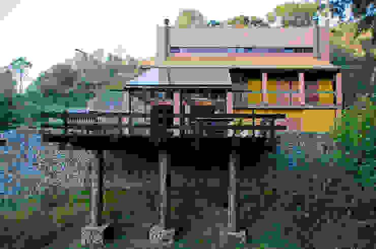 Carlos Bratke Arquiteto Casas estilo moderno: ideas, arquitectura e imágenes
