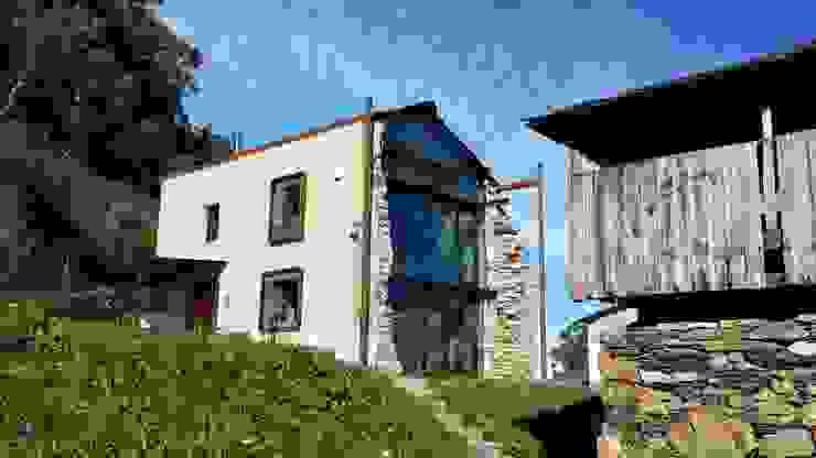 모던스타일 주택 by Tagarro-De Miguel Arquitectos 모던