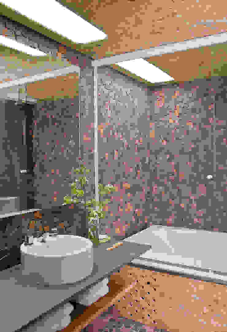 Banheiro Banheiros modernos por Carlos Bratke Arquiteto Moderno