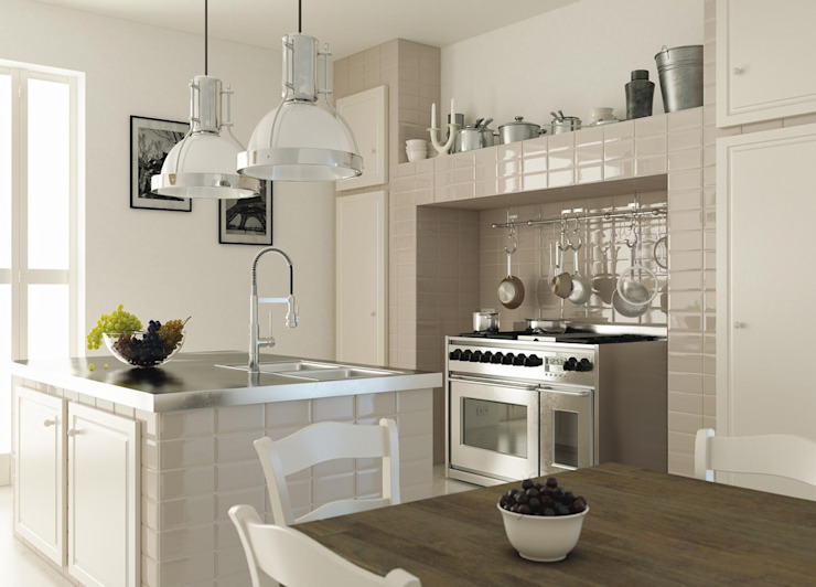 Modern kitchen by Cer Vogue Modern