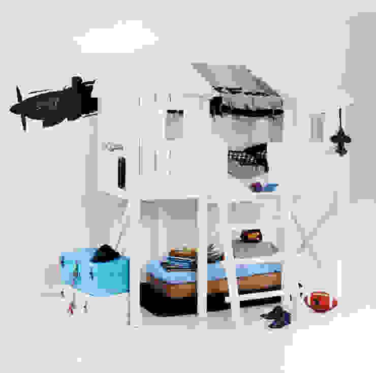 Kinderzimmer von Çelebi Ahşap & İç Dekorasyon ve Tasarım