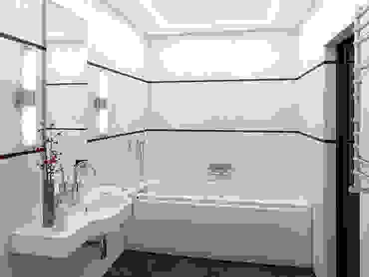#1 Klasyczna łazienka od ARCHE VISTA Klasyczny
