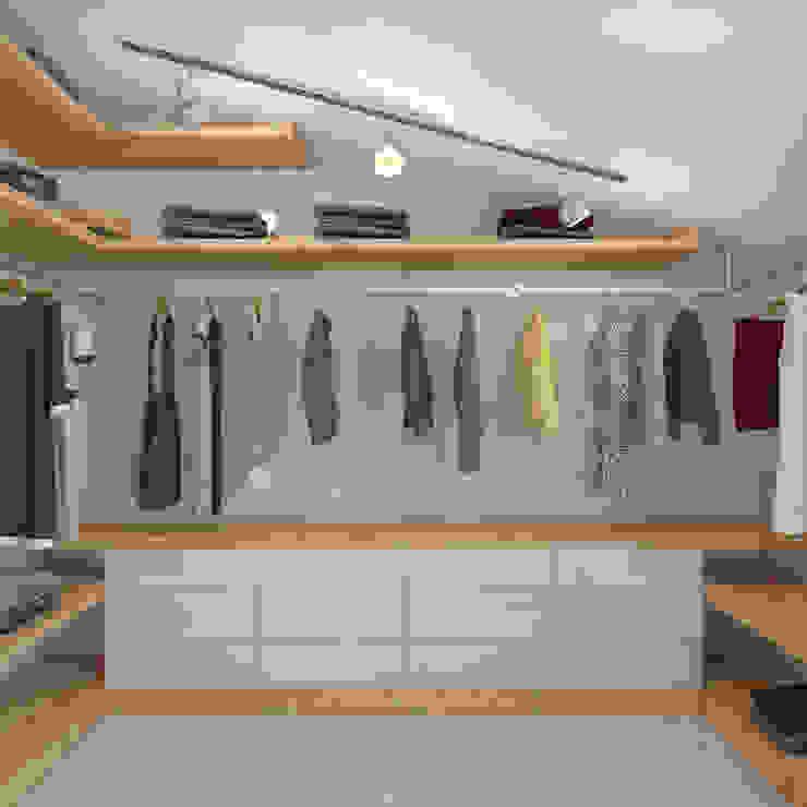 CHILDREN ROOM DESIGNS Modern Giyinme Odası BWorks Modern