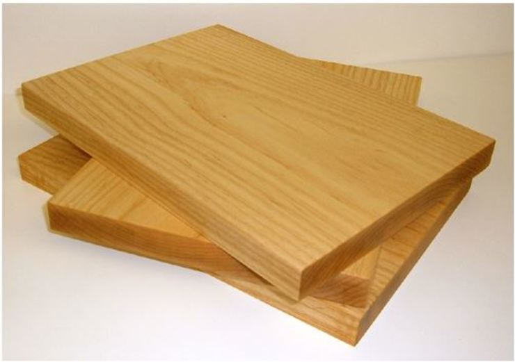 Bread / Chopping Board: minimalist  by Journeyman Furniture, Minimalist