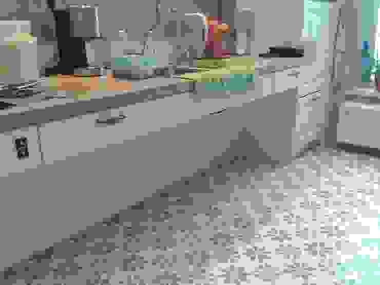 Den Ouden Tegel Country style kitchen Tiles
