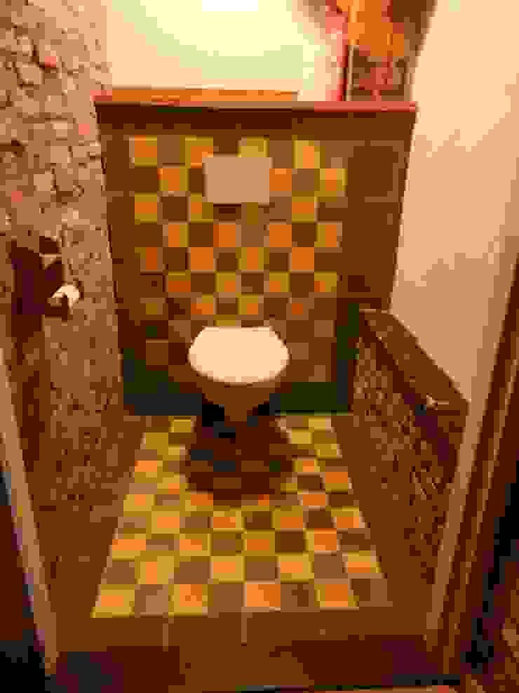 Den Ouden Tegel Rustic style walls & floors Tiles