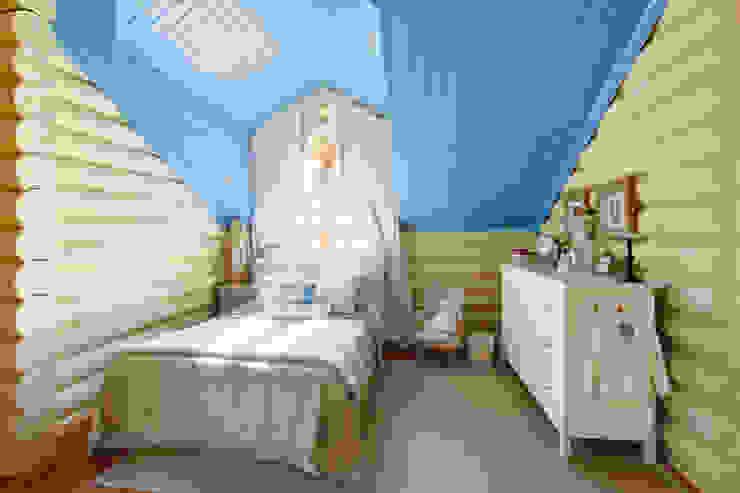 Rustic style nursery/kids room by Ольга Куликовская-Эшби Rustic