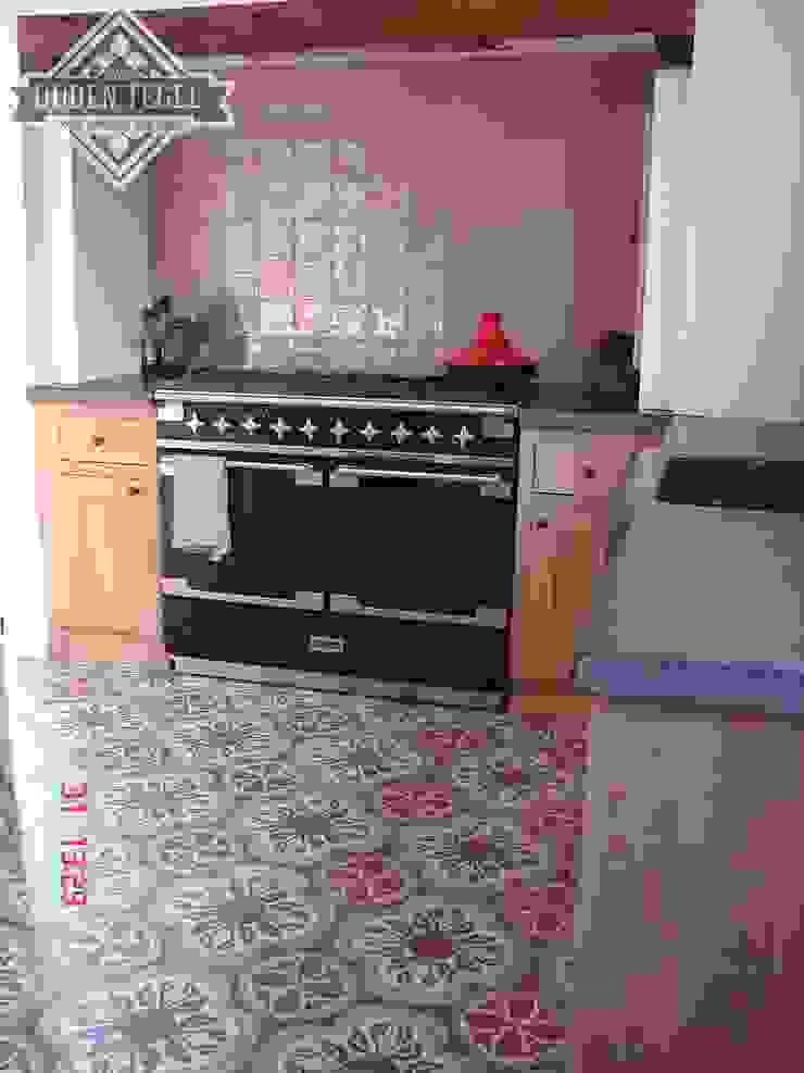 Den Ouden Tegel Landhaus Küchen Fliesen