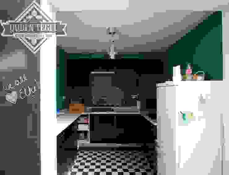 Den Ouden Tegel Moderne Küchen Fliesen