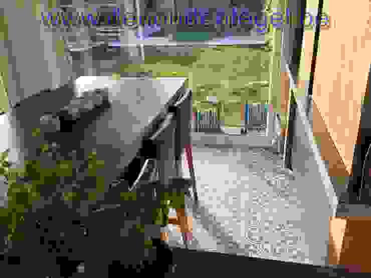 Den Ouden Tegel Esszimmer im Landhausstil Fliesen