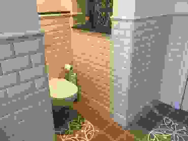 Den Ouden Tegel Modern bathroom Tiles