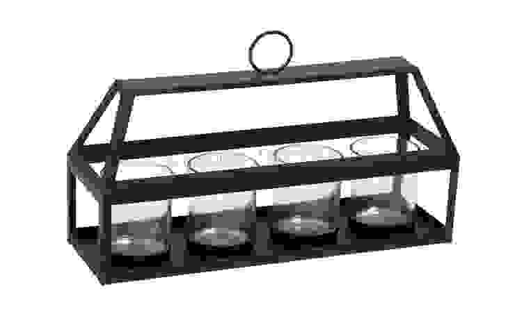 Подсвечник (с 4 стаканчиками) H085 от LeHome Interiors Классический