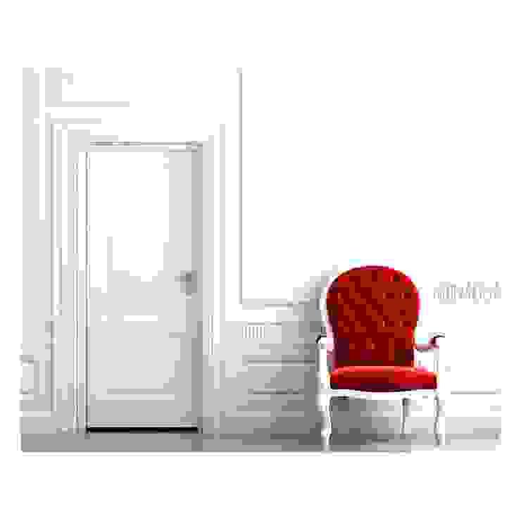 Pasillos, vestíbulos y escaleras de estilo moderno de Mona Casa Moderno