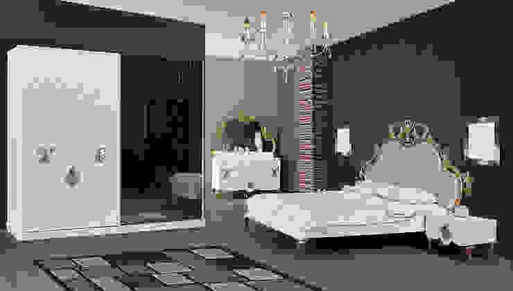 Dasell Mobilya Modern Yatak Odası DASELL MOBİLYA Modern